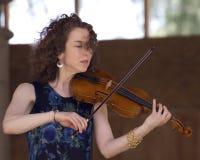 Divertimento delle fiddle fotografie stock libere da diritti