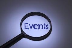 eventos Imagem de Stock Royalty Free