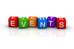 Events Stock Image