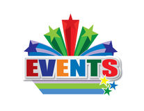 Events vector design Stock Photo
