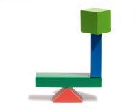 Evenwicht Royalty-vrije Stock Afbeelding