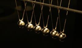 In evenwicht brengende ballen Royalty-vrije Stock Foto