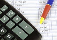 Evenwichtige begroting royalty-vrije stock afbeelding