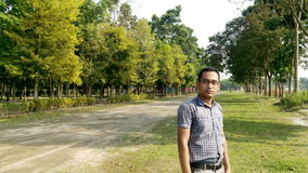 Ever green. Vinnojogot, Rangpur, Bangladesh Stock Photography