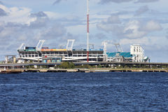 EverBank Field in Jacksonville, Florida Royalty Free Stock Photography