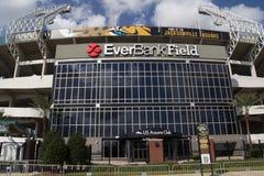 Everbank Field Stadium Stock Photo