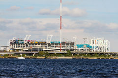 EverBank Field Royalty Free Stock Photography