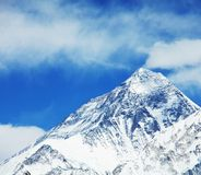 Everest Royalty Free Stock Photos