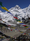 Everest Imágenes de archivo libres de regalías
