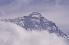Everest Lizenzfreies Stockfoto
