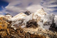 Everest! Fotografia Stock Libera da Diritti