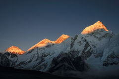 Everest Imagem de Stock Royalty Free