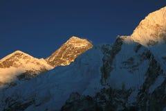 Everest Fotos de Stock Royalty Free