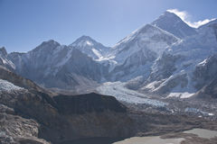 Everest Base Camp Royalty Free Stock Photography