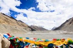 Everest base camp Royalty Free Stock Photos