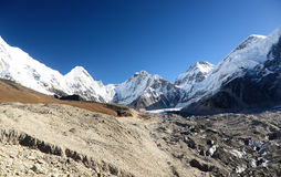 Everest base camp trek Royalty Free Stock Photography