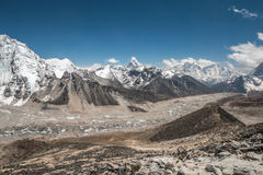 Everest Base Camp Trek Royalty Free Stock Photos