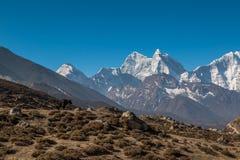 Everest Base camp trek Royalty Free Stock Image