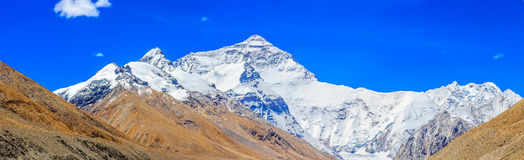 Everest Royalty Free Stock Photography