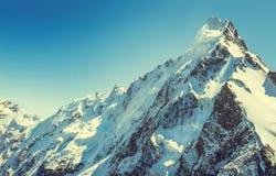 Everest för bergmaximum högst berg i världen Medborgare P arkivfoton