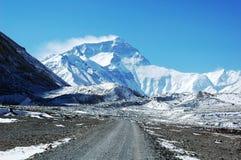 everest góra Fotografia Royalty Free
