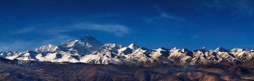 everest góra Obraz Royalty Free