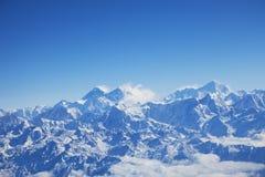 everest himalaje wspinają się Nepal Obrazy Royalty Free