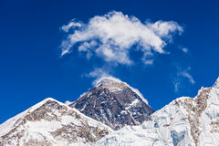 Everest, Himalaya Royalty Free Stock Photos