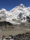 Everest-Himalayas Stock Image