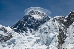 Everest - il Nepal Fotografia Stock Libera da Diritti