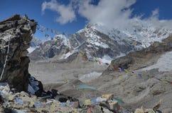 Everest landscape Stock Image