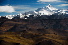 everest mt Arkivfoto