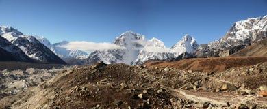 Everest ridge Royalty Free Stock Photo