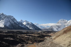 Everest views Stock Image