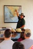 Everglades Ecosystem Class Stock Images
