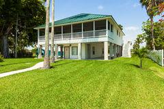 Everglades Home Royalty Free Stock Image