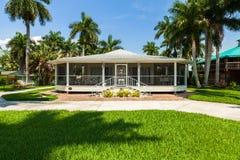 Everglades Home Royalty Free Stock Photos