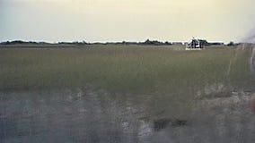Everglades nationaal park 1979 stock footage