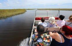 The everglades swamp Stock Image