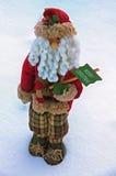 evergreen украшения рождества цветет вал красного цвета poinsettia приветствиям Стоковые Изображения RF