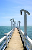 Everlasting Pier Royalty Free Stock Photo