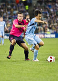 Everton contre Sydney FC Image stock