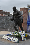 Everton Football Club Stadium Lizenzfreie Stockfotos