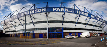 Everton Football Club Stadium Royalty Free Stock Photos