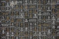 Everton Football Club Stadium Stock Photo