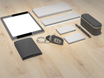 Every day carry . Mockup business template. Stock Photo