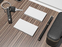 Every day carry . Mockup business template. Stock Photos