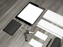 Every day carry . Mockup business template. Royalty Free Stock Image