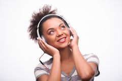 Everybody loves music Stock Photography