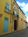 Everyday life on streets of Havana Centro Stock Image